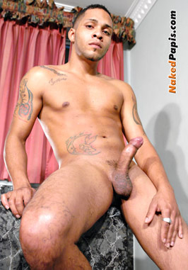 Latino hairy thug gay porno preston steel